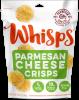 Galletas de Queso Parmesano 60g Whisps