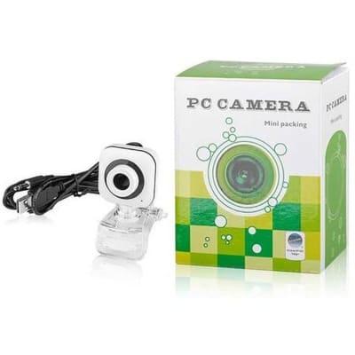 CAMARA WEB PC CAMERA Generica USB X28 Negra1