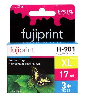 CARTUCHO COMPATIBLE CON HP ® 901 XL COLOR1