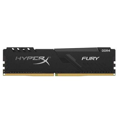 HYPER MEMORIA 8GB 2666MHz DDR4 DIMM FURY BLACK1