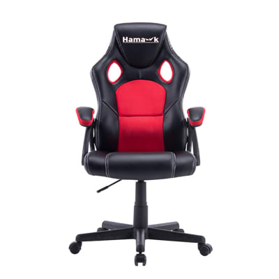 HAMA-K ® SILLA GAMER MOD LK-8103A BLACK/RED3
