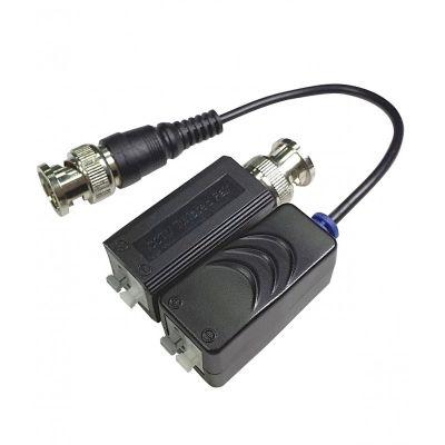 Video Balun HD PASIVO terminal de cable BNC (El Par)1