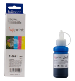 Tinta 70 ml fuji compatible con epson ecotank