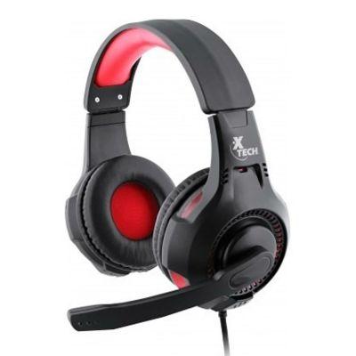 Xtech audifono gaming USB+jack3.5mm1