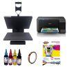 Kit Estampado Plancha plana + impresora epson