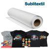 Vinyl Sublitextil x mtr de 44 cms de ancho