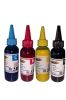 TINTA CREAPRINT PACK 400 ML (NEGRO, CIAN, MAGENTA Y YELLOW)