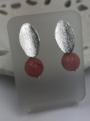 BA4055-Aros Peq Pied rosa base ovalada PL