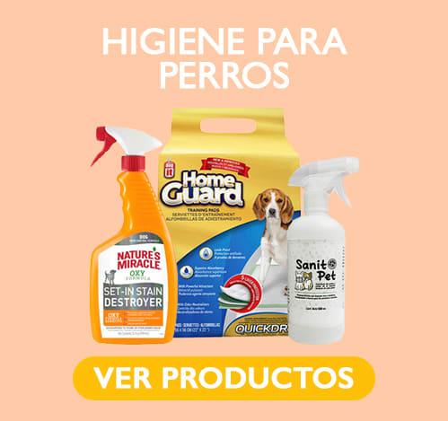 higiene perro