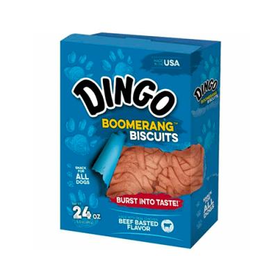 DINGO BOOMERANG BISCUIT W/REAL CHICKEN1