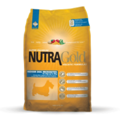 NUTRA GOLD INDOOR ADULT MICRO BITE