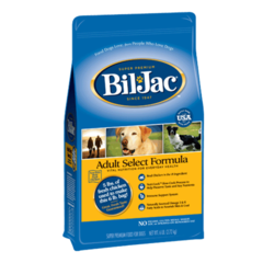 BIL JAC SELECT DOG FOOD