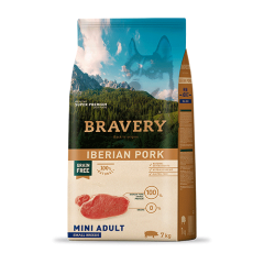BRAVERY IBERIAN PORK MINI ADULT SMALL BREEDS
