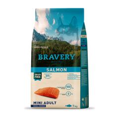 BRAVERY SALMON MINI ADULT SMALL BREEDS