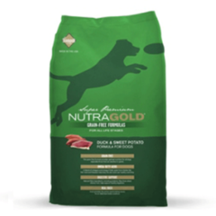 NUTRA GOLD GRAIN FREE DUCK