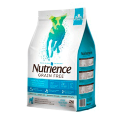 NUTRIENCE GRAIN FREE DOG OCEAN FISH