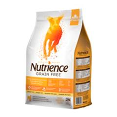 NUTRIENCE GRAIN FREE DOG PAVO/POLLO/AREN
