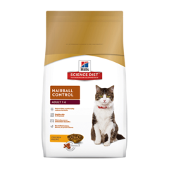 HILLS ADULT HAIRBALL CONTROL