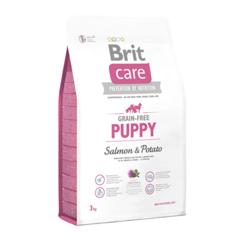 BRIT CARE PUPPY SALMON