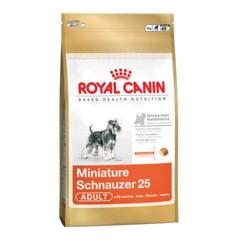 ROYAL CANIN MINIATURE SCHNAUZER 25
