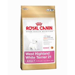 ROYAL CANIN BHN WEST HIGHLAND WHITE TERRIER