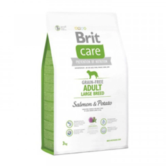 BRIT CARE ADULT LARGE BREED SALMON