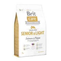 BRIT CARE GF SENIOR & LIGHT SALMON