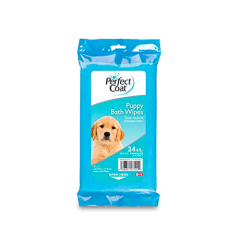 PERFECT COAT BATH WIPES