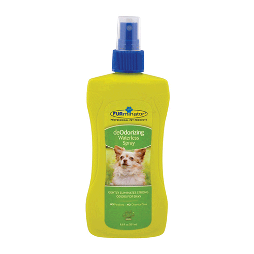 FURminator deOdorizing WATERLESS SPRAY 56a73137e9f2